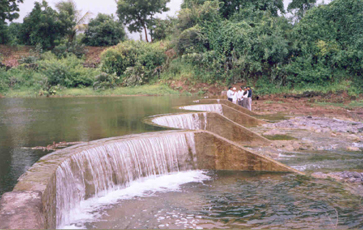 check-dam